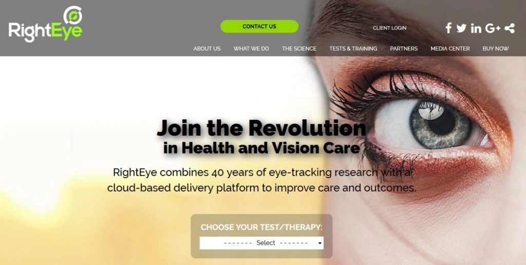 New Tech Eye Tracking Test Identifies Reading Disorders Review Of