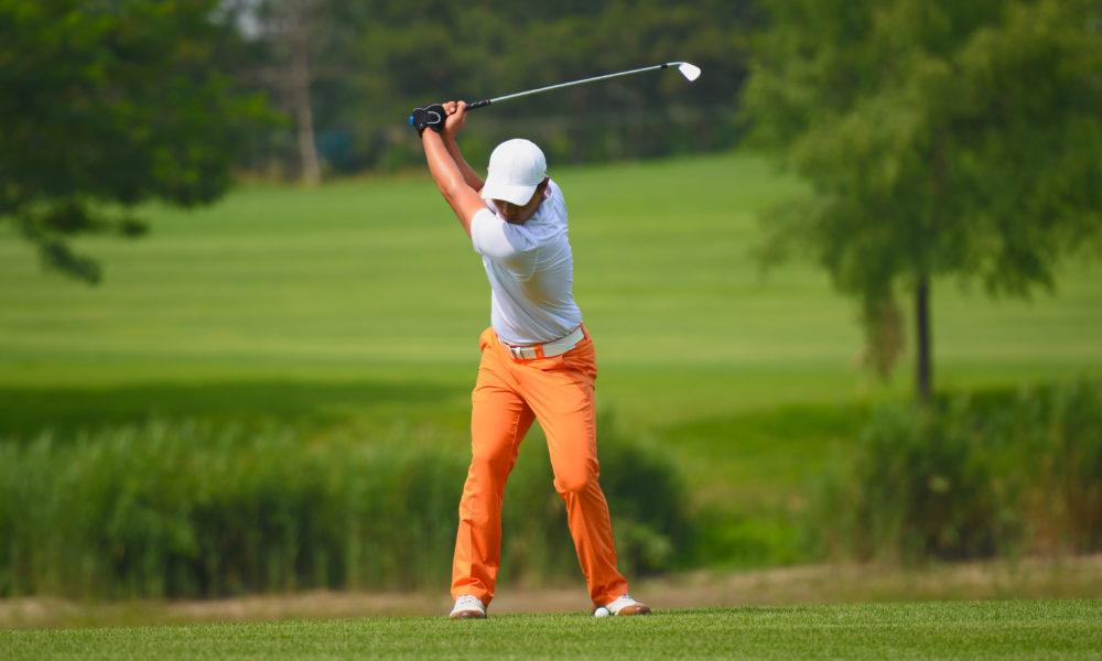 golf swing essay